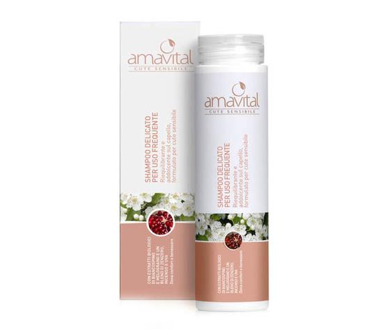 Amavital shampoo districante e anti crespo 250 ml